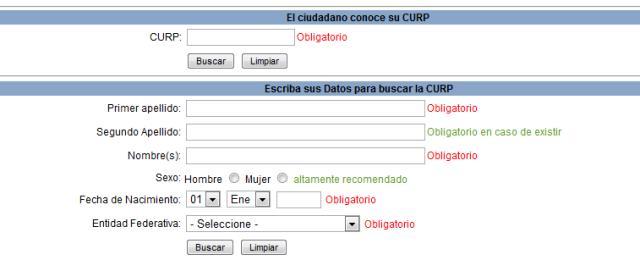 Consultar-CURP